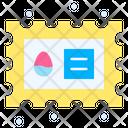 Invitation Card Invitation Card Icon