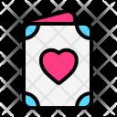 Invitation card Icon
