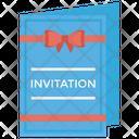 Invitation Card Event Entry Event Invitation Icon