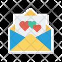 Invitation mail Icon