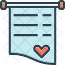 Invitation Scroll Icon