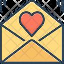 Invite Celebration Document Icon