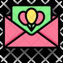 Invite Letter Message Icon
