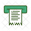 Invoice Bills Bill Icon