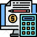 Invoice Payment Receipt Payment Invoice Icon