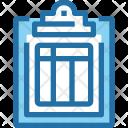 Online Banking Invoice Icon