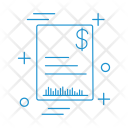 Invoice Dollar Bill Icon