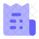Invoice Bill Payment Icon