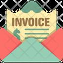 Minvoice Invoice Mail Icon