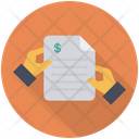 Invoice Bill Tax Icon