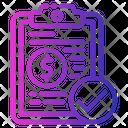 Invoice Payment Invoice Sales Invoice Icon Icon