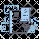 Invoice Payroll Bill Icon