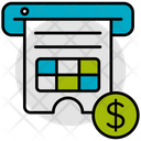 Invoice Billing Payment Icon