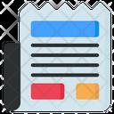 Invoice Receipt Bill Icon