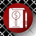 Invoice Paper File Icon