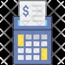 Invoice Generator Swipe Machine Card Swipe Machine Icon