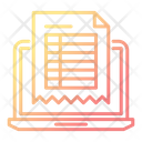 Invoice Generator Icon