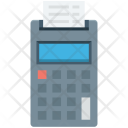 Invoice Machine Card Icon