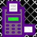 Invoices Banking Economy Icon