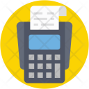 Invoice Machine Swap Icon