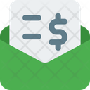 Invoice Mail Icon