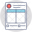 Invoice Paper Billing Icon