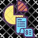 Invoice Report Icon