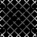 Inward Icon