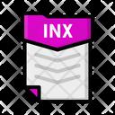 Inx file Icon