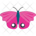 Io Moth Fly Insect Icon
