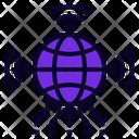 Iot Internet Of Icon
