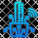Iot Key Smartkey Key Icon