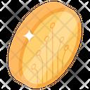 Iota Coin Digital Money Ilota Technology Icon