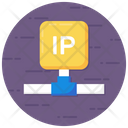 Ip Private Network Ip Network Icon