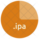 Ipa File Format Icon