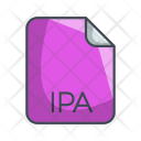 Ipa System File Icon