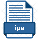 Ipa file Icon