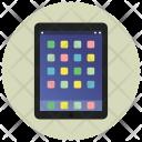 Ipad Black Phone Icon