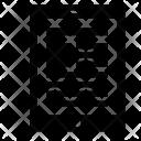 Ipad Gadget Electronic Icon