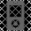 Mobile Phone Device Responsive Icon