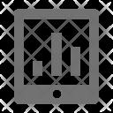 Ipad Music Bars Icon