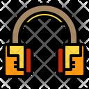 Headphone Gadget Technology Icon