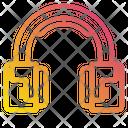 Headphone Gadget Icon