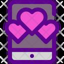 Ipad Love Icon