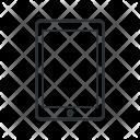 Ipad Tablet Electronic Icon