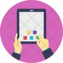 Ipad Usage Icon