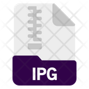 Ipg file Icon