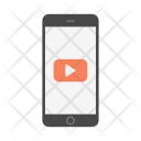 Iphone Movie Phone Icon