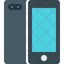 Dual Camera Phone Icon