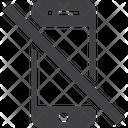 Iphone No No Phone No Iphone Icon